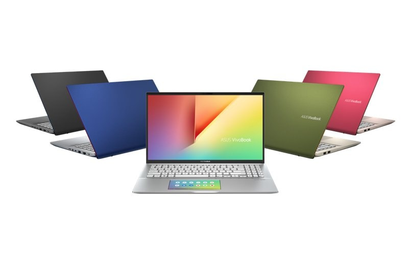 Computex 2019: Asus launches refreshed VivoBook and ZenBook lineup with ScreenPad 2.0